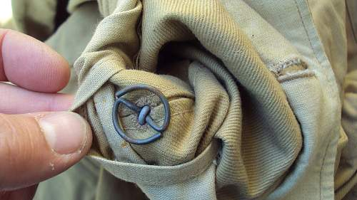 luftwaffe tropical tunic. Please!!  Is it original???? thank you :)