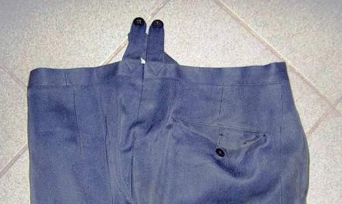 NSFK uniform