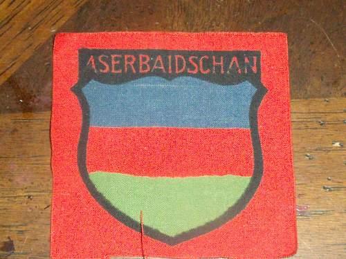 Foreign Volunteer: Aserbaidshan