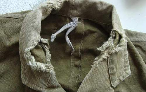 jacke, bw? wehrmacht? opinions needed