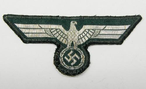 Luftwaffe, Wehrmacht, and Kriegsmarine Eagles