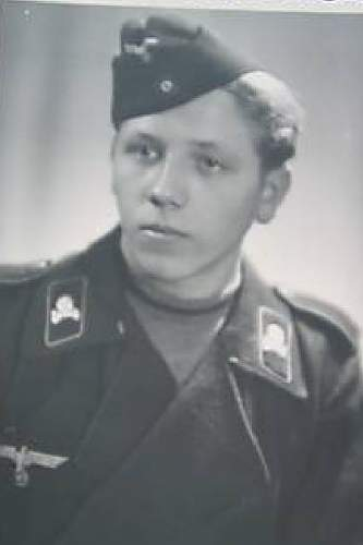 Panzer collar patches