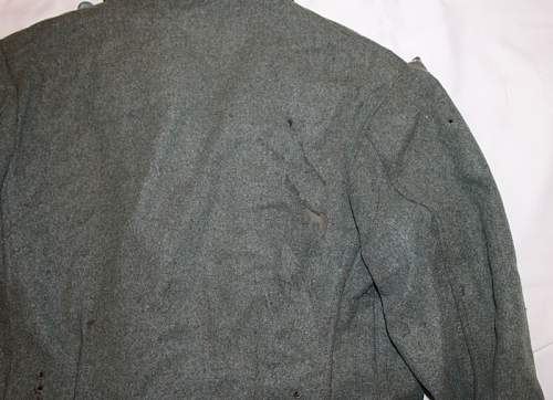 I'd like some opinions on this M36 Field Tunic...