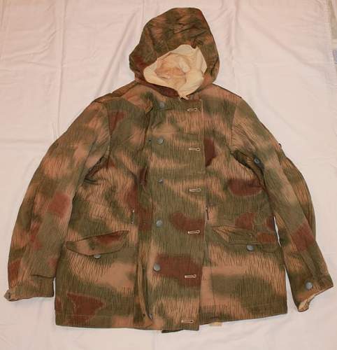 Need help id'ing this coat (Reversible Winter Camo?)...