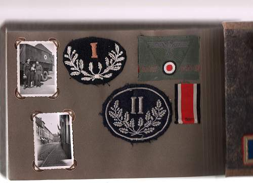 Any help on identifying these items...