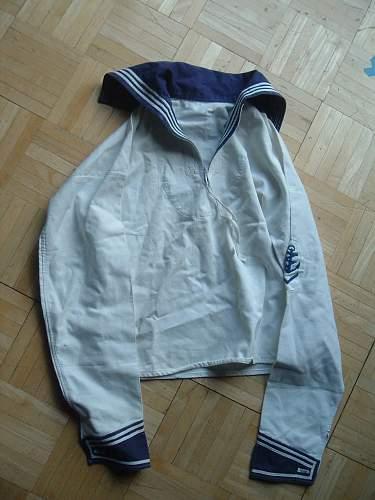 KM White Shirt