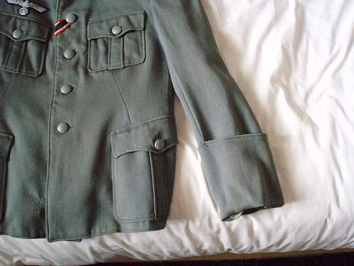 on German tunic!!!!