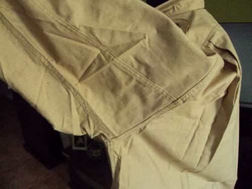 Afrikakorps DAK, please, ORIGINAL?? OPINIONS for: Tropical shirt luftwaffen