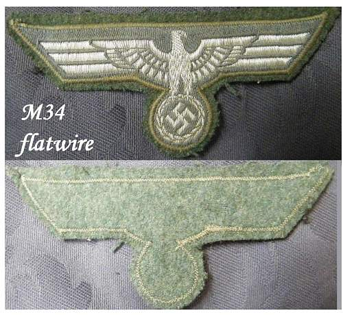 Click image for larger version.  Name:M34 tunic eagle flatwire grey - Copy.jpg Views:1039 Size:261.3 KB ID:199853