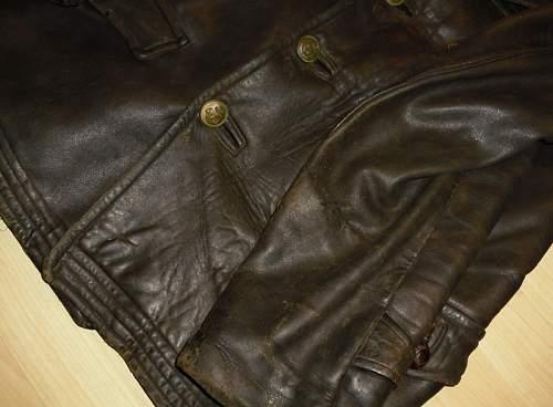 Another Kriegsmarine jacket