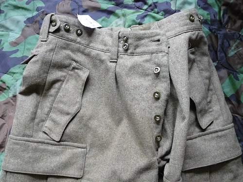 Pants / marked /rubezahl-bekleidung