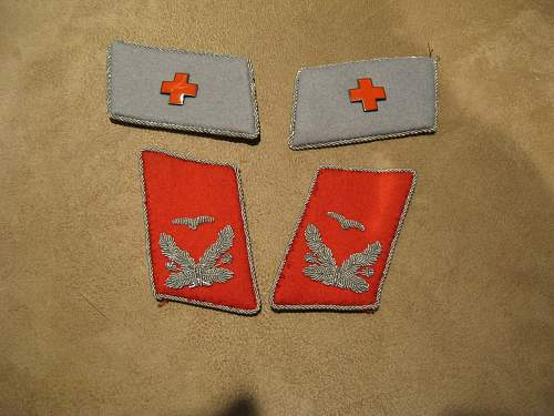 Insignia Pick-ups Luft/Red Cross