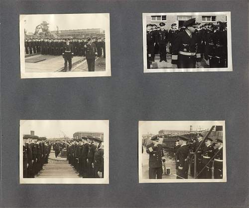 Kriegsmarine blue sailors shirt