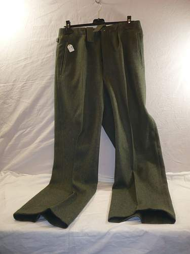 Hose/pants German ?