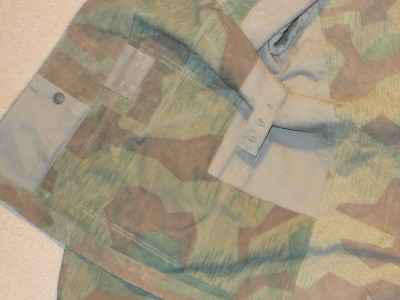Any Ideas on this one?  Heer Camo Tunic