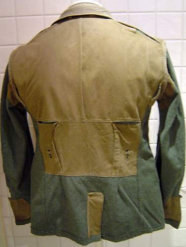 Opinion on this M-36 Tunic please