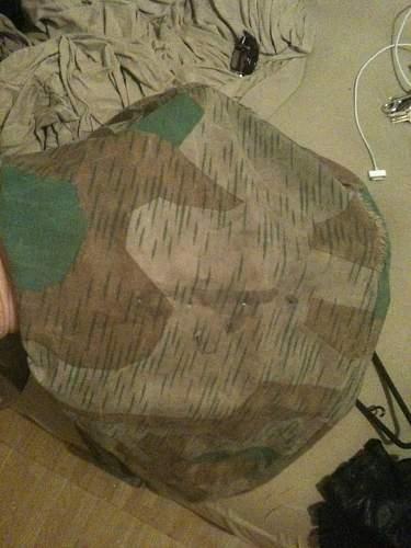 """German """"Green Splinter"""" pattern Camo jacket?"""