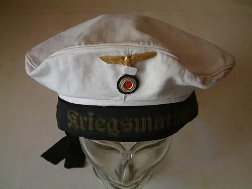 "Kriegsmarine ""Tellermutze"": opinions?"