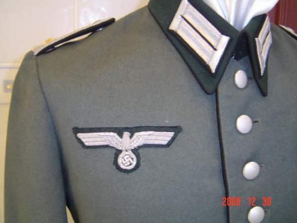 Pioneer Waffenrock