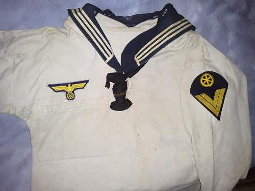 Kriegsmarine jumper. Thoughts and opinions please.