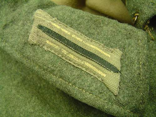 M40 Feldbluse for your consideration