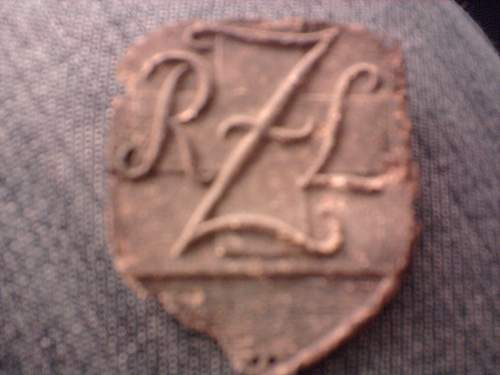 Request for identification badge