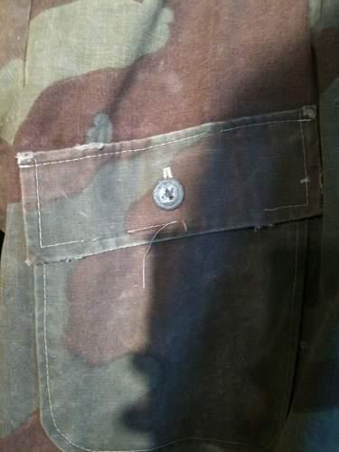 Another Zeltbahn jacket?