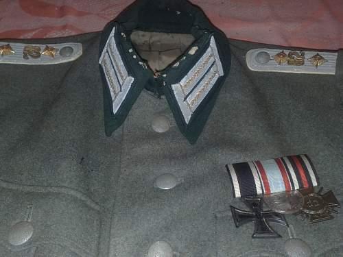 m 36 feldbluse uniformjacke zu verkaufen :) seling m36 uniform