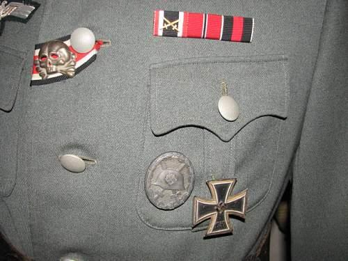 panzer leutnant tunic