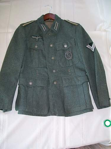 M40 tunic