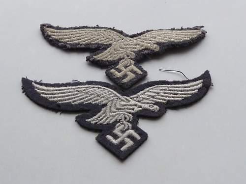 LW Breast Eagles.