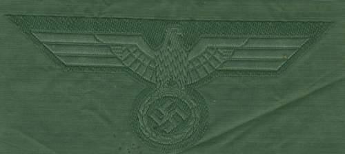 Heer Breast Eagles...