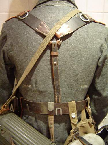 M43 Feldbluse and Keilhose for your consideration