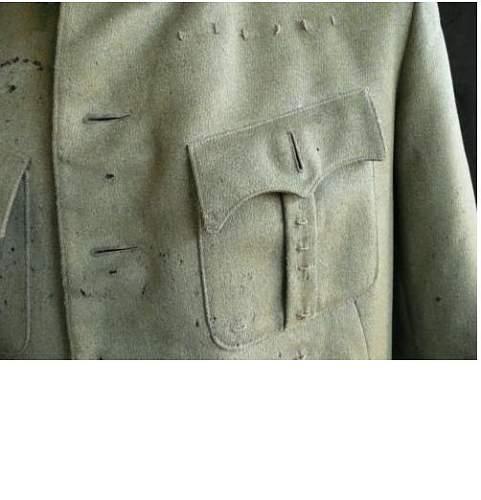 Original general uniform ???