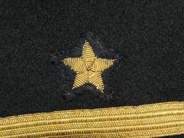 Kriegsmarine Officer Reefer Jacket