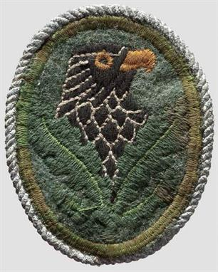 Help please - Sniper's Badge - Fake/Real?