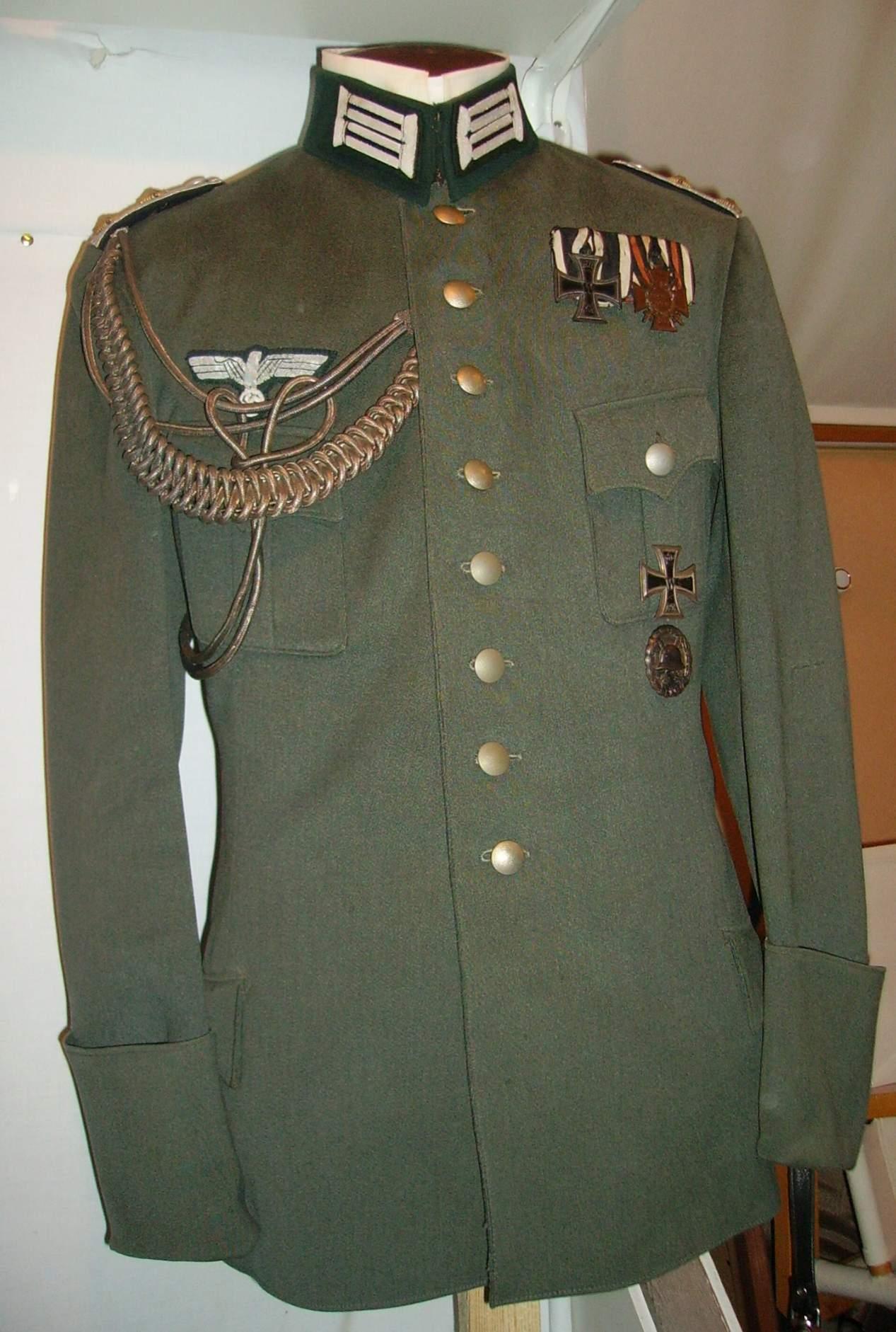 Original general uniform
