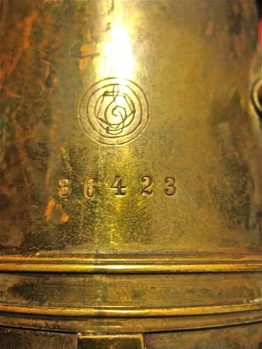 Luftwaffe Saxophone....