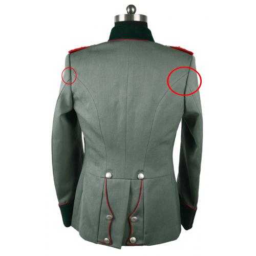 Heer Officers Waffenrock