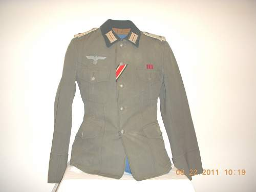 Any Thoughts on this Uniform?  Authentic?  Value?