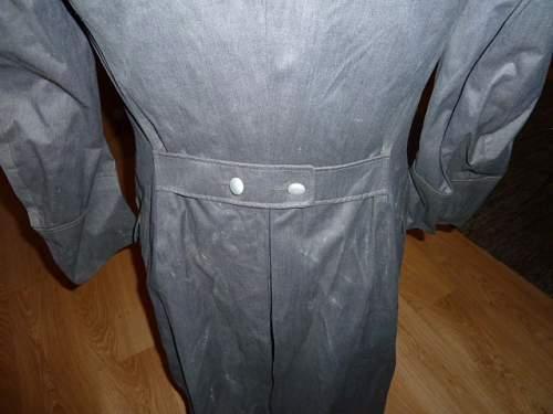 Luftwaffe Overcoat