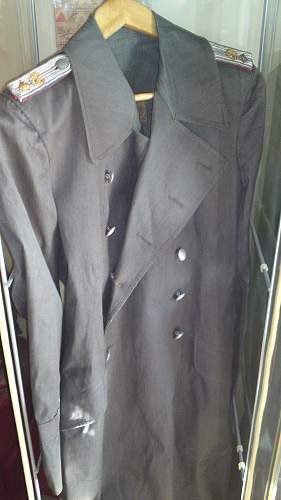 Luftwaffe overcoat