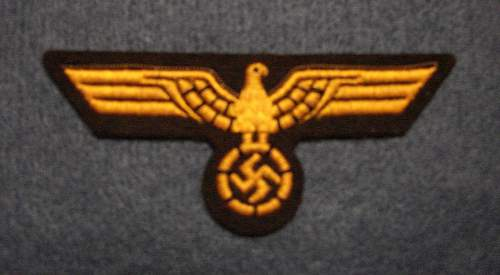 Identify and value insignias