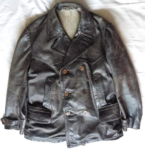 Genuine U-boat Jacket ???