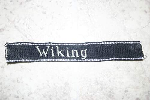 Looking for info/help on German WW2 uniform insignia