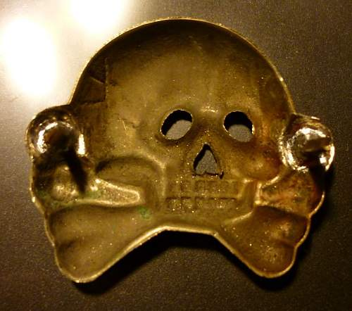 Real or Fake Skull