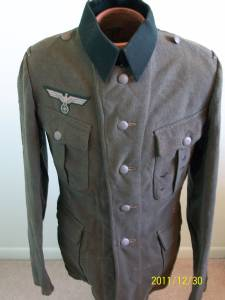 Is the a real tunic and is it a good deal for the condition its in?
