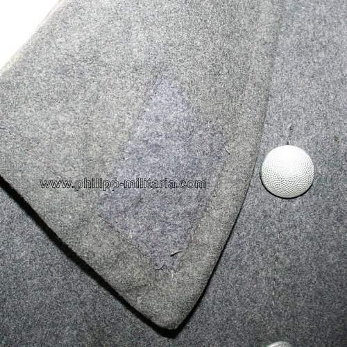 luftwaffe greatcoat