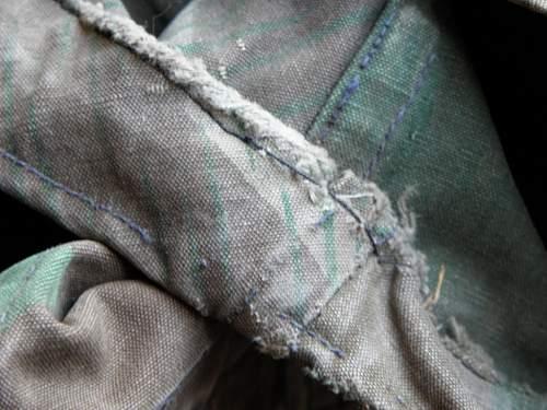 Field made Zelt Camo Jacket