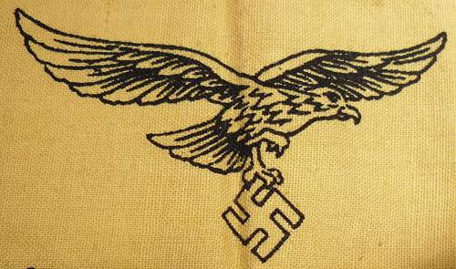 Luftwaffe armband added to collection